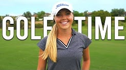 WATCH CLAIRE & PARIS TEAR THIS COURSE APART! +WITB LADIES EDITION!