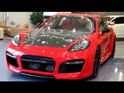 Dealer Visit: Prestige Cars, Abu Dhabi