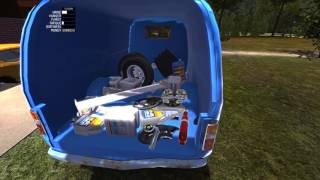 My Summer Car: Epic Supply Run/Picking Up All Parts/Building Engine & Racecar