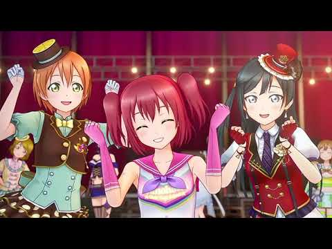 Love Live! School Idol Festival ALL STARS OP Movie (English Subs)