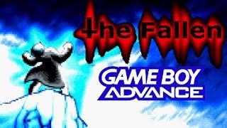 THE FALLEN (GBA HOMEBREW) - GameBoy Advance Longplay (Complete Walkthrough) (FULL GAMEPLAY)