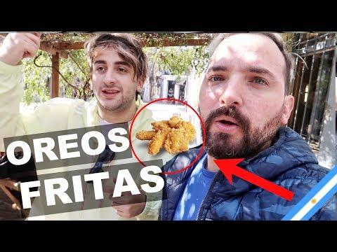 COMÍ OREOS FRITAS Ft. GIIANPA