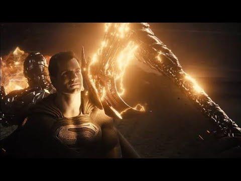 Justice league/Black 🖤 superman attitude status