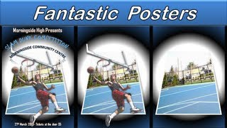 Make Poster - Powerpoint 2010 - Design a Poster like a Pro - Tips and Tricks
