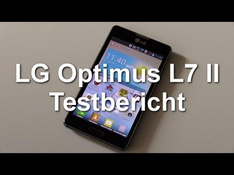 LG Optimus L7 II Testbericht
