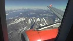 Vol avec EasyJet Bastia-Genève et retour