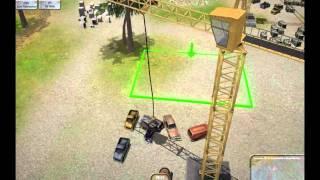 Schrottplatz Simulator 2011 Gameplay