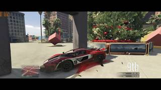 Grand Theft Auto V Racing Hosted By Ginger Travis