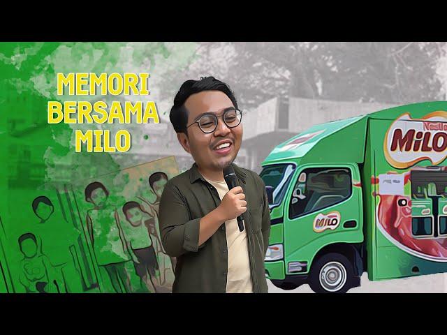 Memori Bersama Milo.
