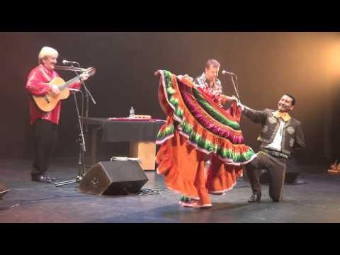 Voyage musical et dansé en Amérique Latine pour et avec les plus jeunes