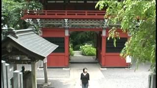 懐番「いつかは世界遺産04〜雨引観音(桜川・旧大和村)」(2003年制作)