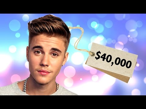 The 9 Craziest Celebrity Items Ever Sold