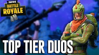 Top Tier Duos! - Fortnite Battle Royale Gameplay - Ninja & Dr Lupo thumbnail