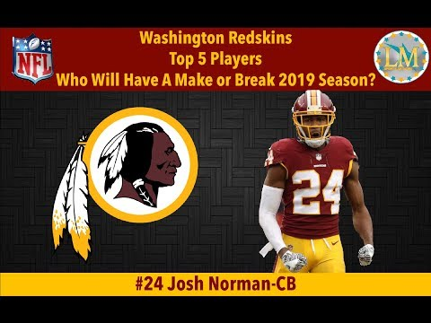 12dd3235 LMS Network: Washington Redskins Top 5 Players Who Will Have A Make ...