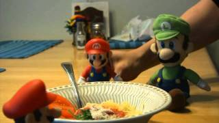 One of The Cute Mario Bros's most viewed videos: Cousin Malleo - Cute Mario Bros.