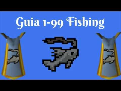 [OSRS] 1-99 Fishing Guía Eficiente (2018 Español)