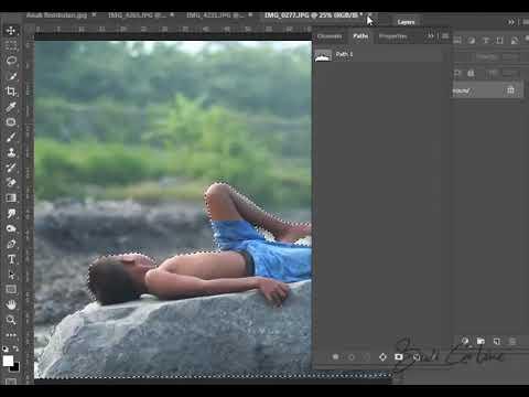 Moon Boy (Photoshop Tutorial) thumbnail