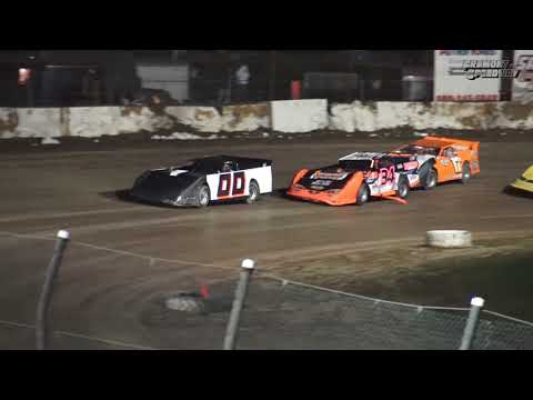 Fremont Speedway 602 Late Model Feature - 9/9/17