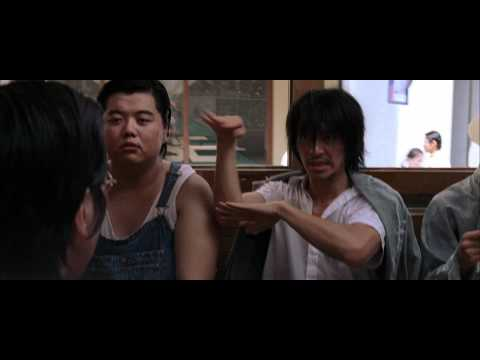Kung Fu Hustle is listed (or ranked) 18 on the list The Best MMA Movies