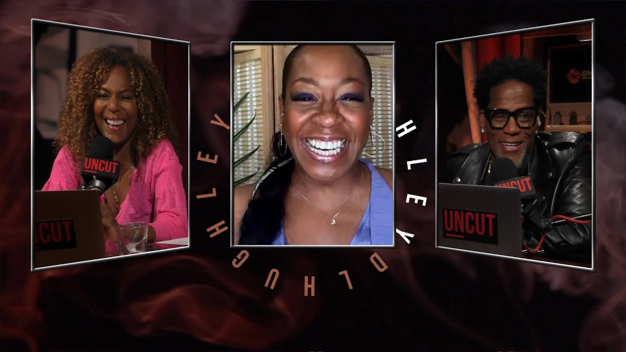Tichina Arnold On Martin and Acting | Dl Uncut | Laugh Out Loud Network