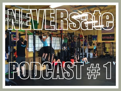 NEVERsate Podcast #1 - W/ Dave Lee - How the gym got Started, Mike Jenkins, Older Lifters