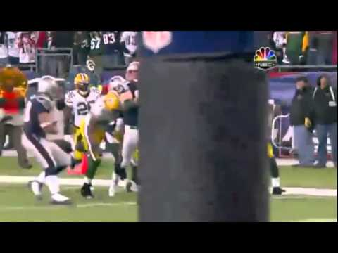 OL Dan Connolly Kickoff Return - New England Patriots