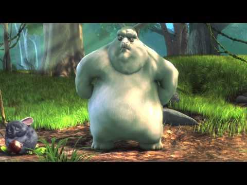 Big Buck Bunny---Pixar Short Story