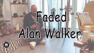 Faded - Alan Walker Piano & Melodica Cover (IDT) - Maan Hamadeh