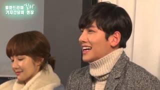 Хилер / Целитель - прессконференция Yoo Ji Tae, Park Min Young и Ji Chang Wook