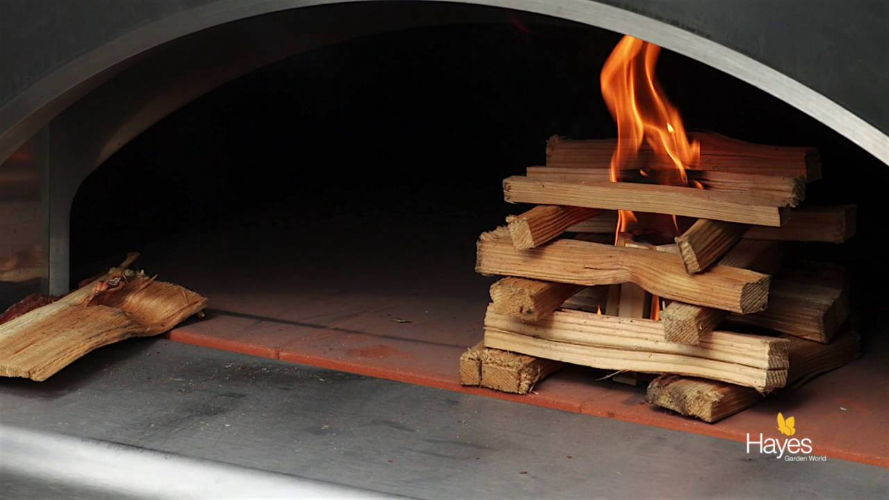 how to light the alfa pizza oven youtube
