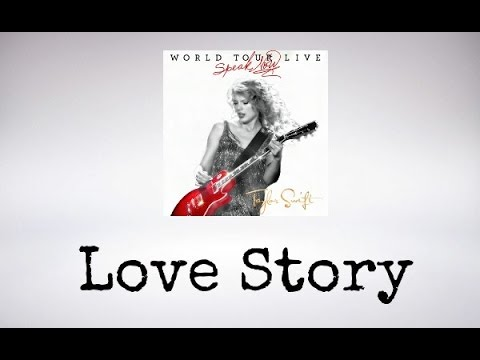 Taylor Swift - Love Story (Speak Now World Tour Live) DVD BONUS (Audio Official)