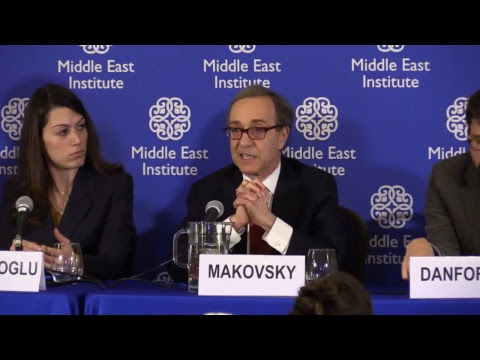 Tensions in U.S.-Turkish Relations (Livestream)
