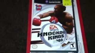 Knockout Kings 2003 Nintendo Gamecube
