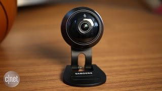 Samsung's next-gen HD security camera takes aim at Nest