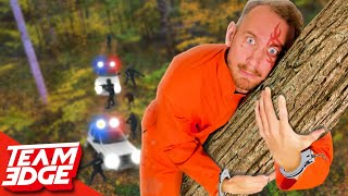 Download Handcuffed Prisoner Escape Challenge! | Escape the Forest!! Mp3 and Videos