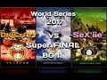 C&C: Generals Zero Hour 1.04. World Series 2017! [DK]CrAzY` vs -SeX`iie - Super Final!!!