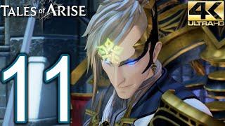 Tales of Arise PC 4K Walkthrough - Part 11 - Lord Ganabelt Valkyris, Riville Prison Tower, Cysloden