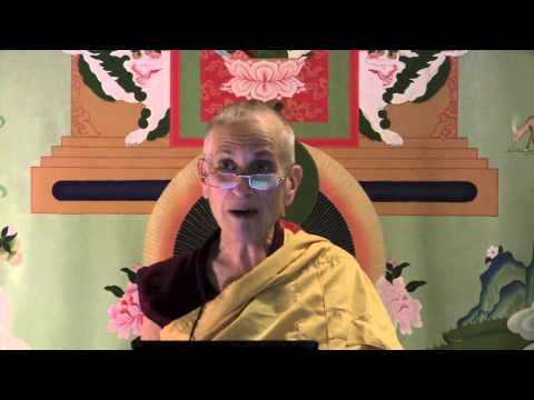 The first noble truth: our situation in samsara