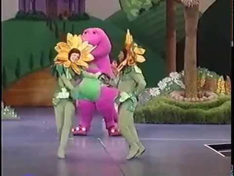Barney's Musical Castle (VHS Version)