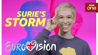 "SuRie's ""Storm"" video (sign language version) 
