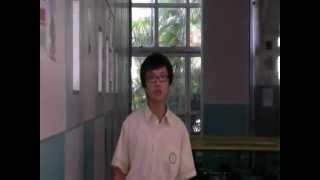 2012 2013 青松侯寶垣中學學生會候選內閣 Shini