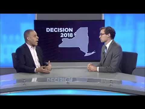 Larry Sharpe on Growth and Eliminating the State Income Tax - Capital Tonight Interview