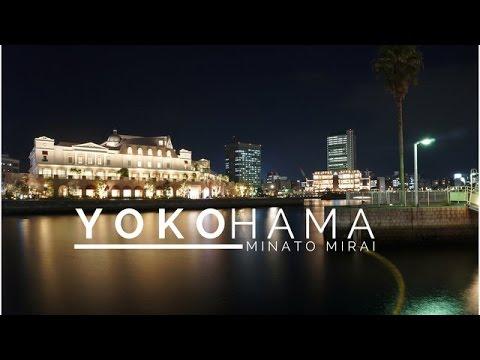 Japan VLOG #06: Yokohama Minato Mirai