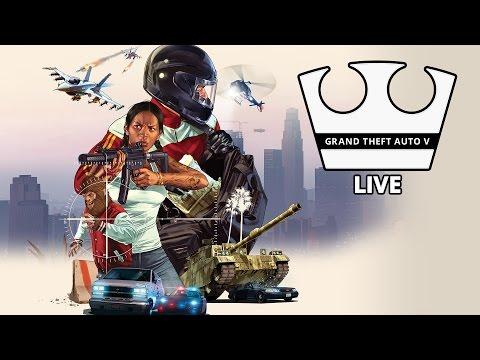 Jirka a GEJMR Hraje - GTA V Online - Sumo [PC] [LIVE]