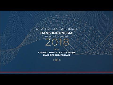 Pertemuan Tahunan Bank Indonesia 2018