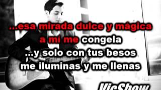 Karaoke Victor Muñoz - Mi Princesa DEMO!!