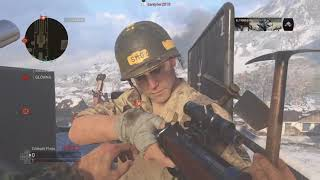 Call of Duty World War 2  -  Funniest troll ever (funny moments)