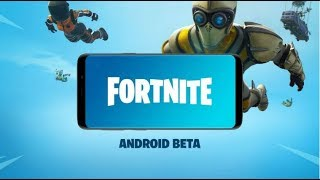 *NEW* How to get FORTNITE on MOBILE? -Now Play Battle Royale On ANDROID