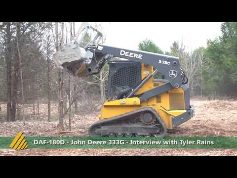 Repeat John Deere 317g review by Spradlin Excavation - You2Repeat