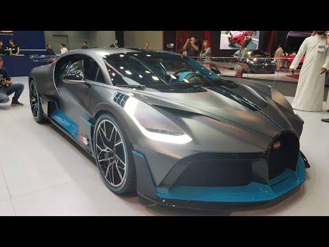 2020 Bugatti Divo review. 1 of 40 (Urdu)